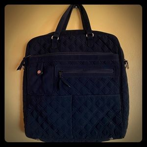 Vera Bradley Quilted Tote!